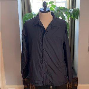 Stussy light jacket in Black